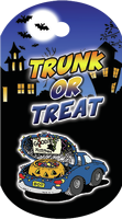 Trunk or Treat Brag Tag