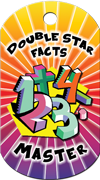 Double Star Facts Master Brag Tag